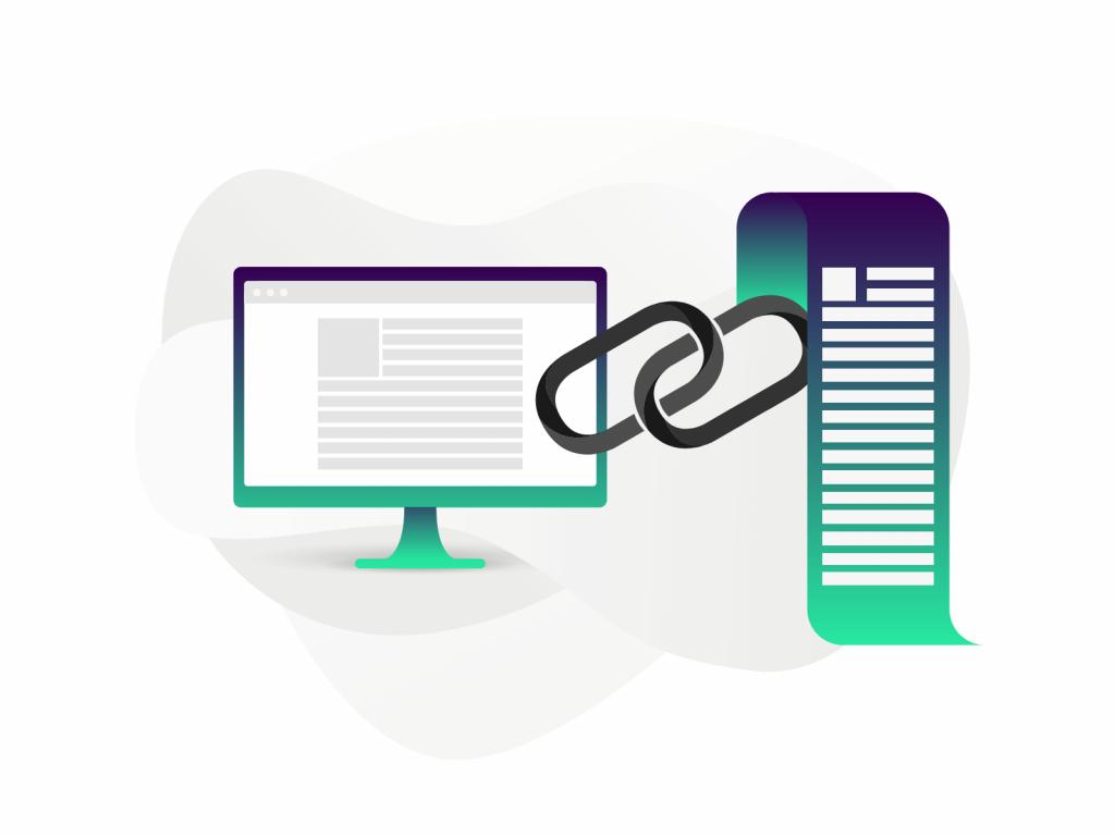 backlinks to external websites
