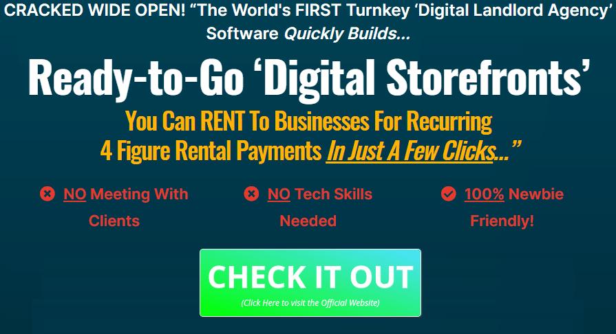 digital real estate storefronts