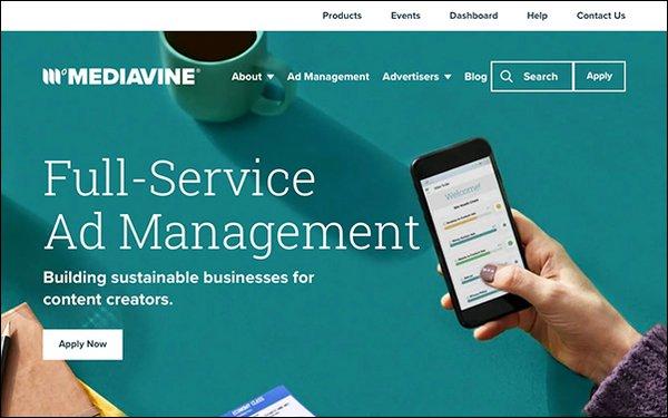 information about Mediavine