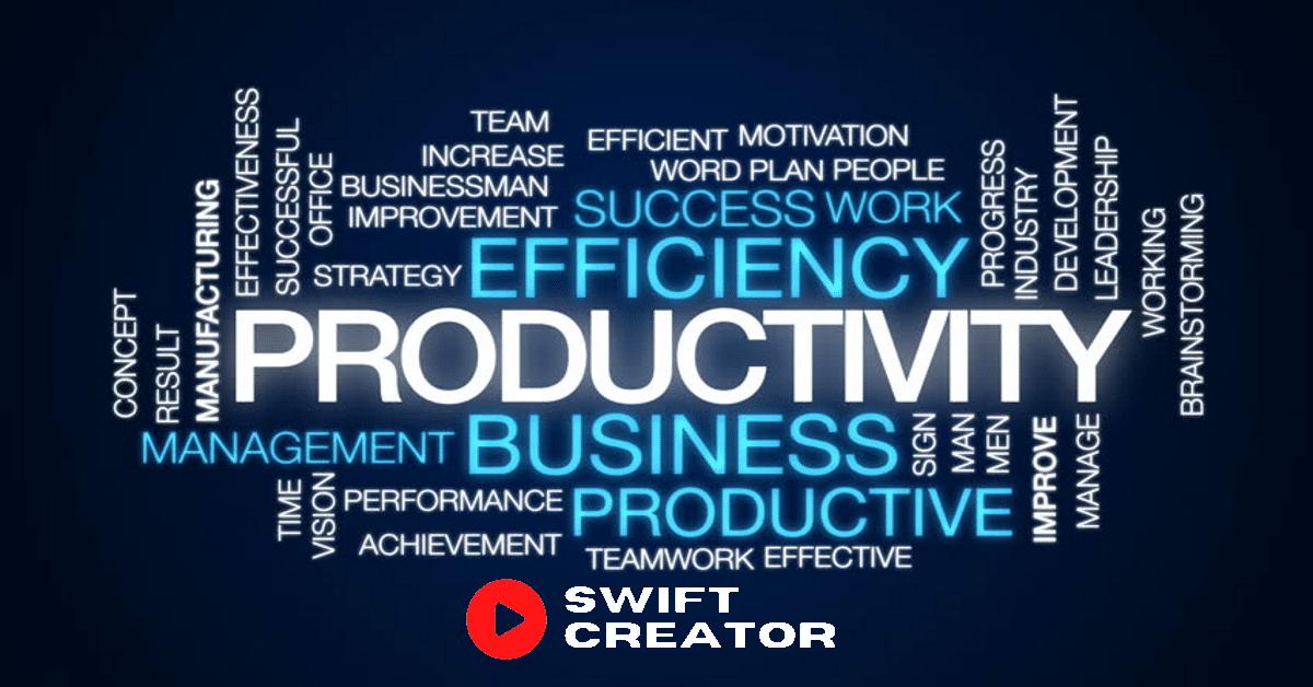 productivity improvements